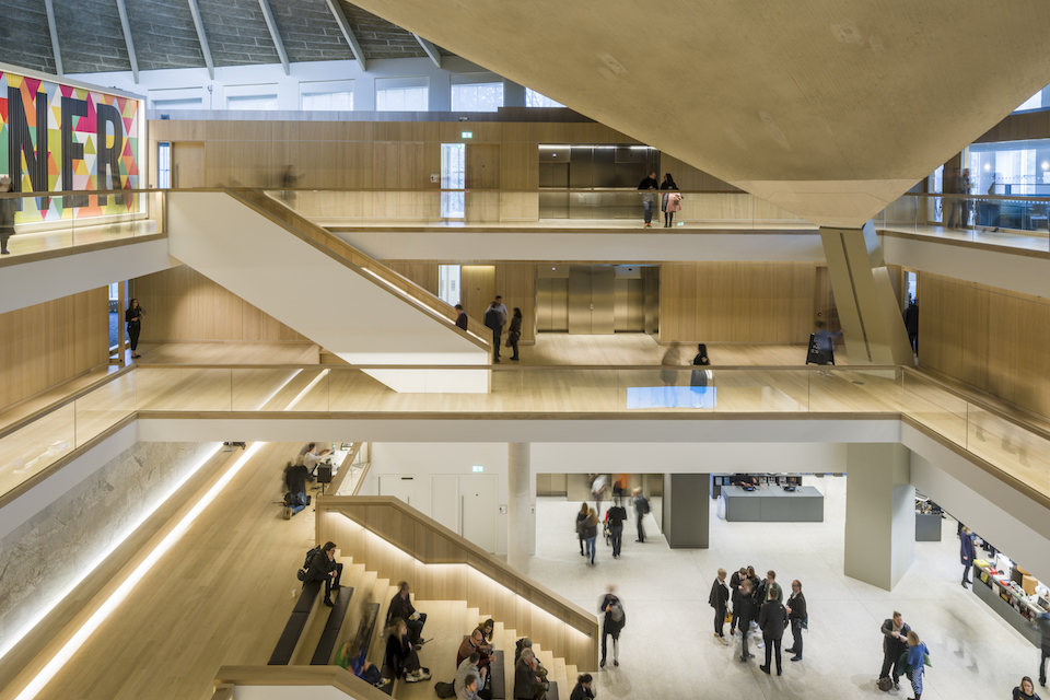 Le Design museum de Londres change de visage