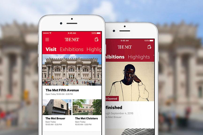 Les meilleures apps pour découvrir l'art en ligne, depuis chez soi