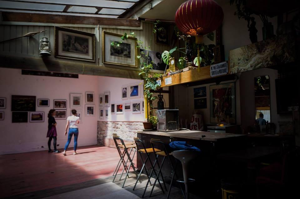 Le Garage : création d'un espace collaboratif culturel de pratiques numériques à Paris